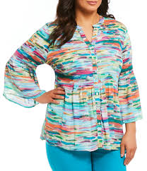 turquoise blouse plus size tops blouses dillards