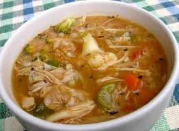 chicken vegetable rice soup weight watchers friendly recipes