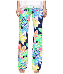 S Well Lilly Pulitzer by Lilly Pulitzer Georgia May Palazzo At Zappos Com