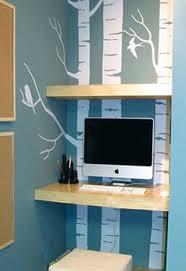 bureau dans placard créer un bureau atelier dans un petit espace idée créativeidée