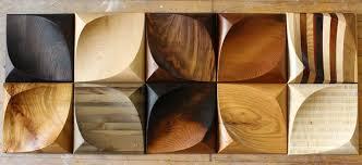 urbanproduct dune hardwood 3d wall tile