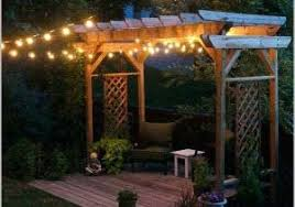 outdoor string light pole cozy outdoor awesome outdoor string