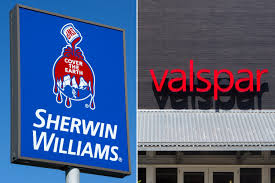 Sherwin Williams by Sherwin Williams Chief Holding Out For Trump In Valspar Deal New