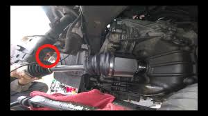 nissan murano 2005 youtube detailed cv axle u0026 seal replacement nissan murano fix it angel
