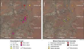 2 g rose australian shepherds integrated studies of soil termites vegetation and groundwater
