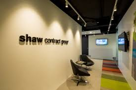 shaw contract group opens new regional showroom in singapore