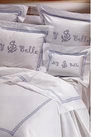 Custom Bed Linens - custom made luxury linens