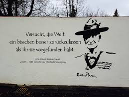 Robert Baden Powell Life After Studying Abroad A Note On Re Acclimating Re Learning