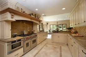 kitchen floor design ideas traditional kitchen design ideas with color tumbled marble