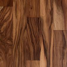 shop style selections 5 in natural acacia engineered hardwood