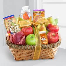 fruit delivery chicago delux florist warmhearted wishes fruit gourmet kosher gift