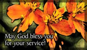 free god bless you for your service ecard email free