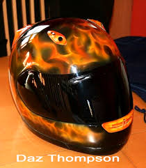 real flames airbrushing realistic flames airbrushing custom
