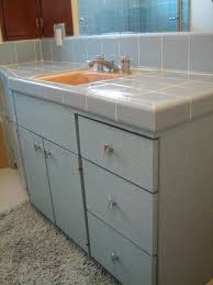 Bathroom Vanities Portland Oregon Bathroom Vanities Made From Laminate Retro Renovation