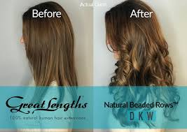 hair extensions salon adored hair salon chicago area ouidad salon specializing in hair