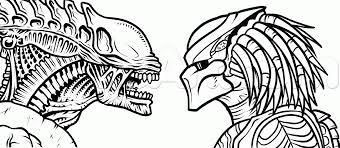 how to draw alien vs predator step 25 1 000000162321 5 gif