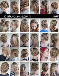 types of hair braids 30 braids in 30 days the ebook is here hair romance