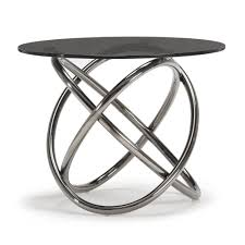 Black Side Table Contemporary Side Tables Designer Furniture Houseology