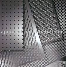 cheap perforated metal sheet buy aluminum perforated metal