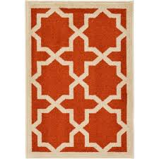 Terracotta Area Rugs by Unique Throw Rugs Roselawnlutheran
