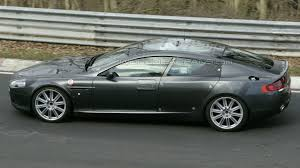 aston martin sedan aston martin rapide spy video