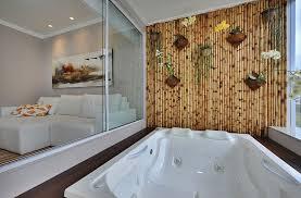 Bathtub Decorations Bamboo Bathroom Design Ideas Besides Bamboo Bathroom Decorating