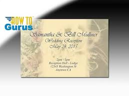 how to design invitation card in photoshop how to design wedding invitation cards in photoshop cs5 cs6 cc