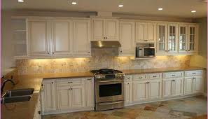 How To Antique Glaze Kitchen Cabinets Antique Glazed Kitchen Cabinets Exitallergy Com