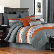 Orange Comforter Orange And Gray Duvet Cover Wholesale Factory Direct Supply Bed