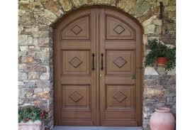 porte ingresso in legno falegnameria orobica realizzazione arredamenti serramenti