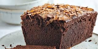 chocolate coconut pound cake recipe epicurious com