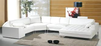 White Leather Sectional Sofa With Chaise White Sectional Sofa With Chaise Modern White Sectional Sofa White