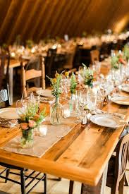 Handmade Centerpieces For Weddings by Casual New York Wedding At The Inn At West Settlement From Fabrice