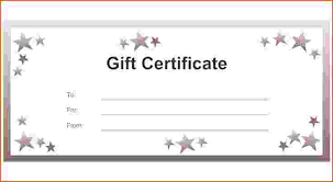 make your own gift card 7 make your own gift certificate bookletemplate org