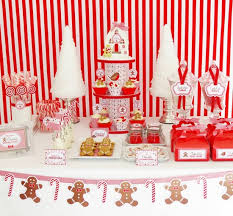 christmas candy buffet ideas christmas candy dessert table christmas party ideas for
