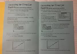 beautiful math unit 5 scatter plots correlation and line of