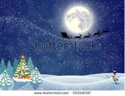 christmas scenery stock images royalty free images u0026 vectors