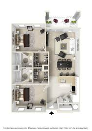 the enclave apartments in gainesville near uf and sands hospital view floor plans