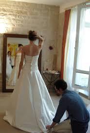 essayage robe de mari e création et réalisation de votre robe de mariée sur mesure