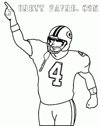 football jersey coloring pages bestofcoloring com