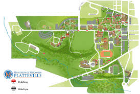 University Of Wisconsin Campus Map by Pokemon Go University Of Wisconsin Platteville