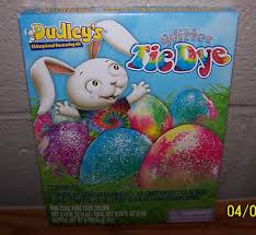 Easter Egg Decorating With Glitter by Dudley U0027s Glitter Tie Dye Easter Egg Decorating Kit Ebay