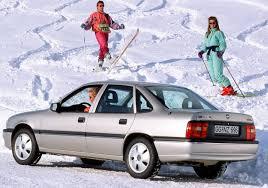 Asa Bad Driburg Vor 25 Jahren Modernisierte Der Erste Opel Vectra Die Mittelklasse