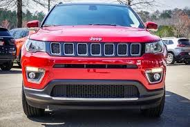 jeep compass limited red 2018 jeep compass limited canton ga atlanta roswell alpharetta