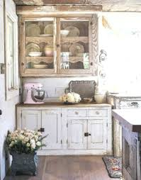 shabby chic kitchen cabinet u2013 sequimsewingcenter com