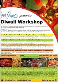 smart potato workshops diwali classes activities mommy