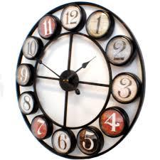 designer kitchen clocks exlary small electric wall clock then black by newgate clocks a