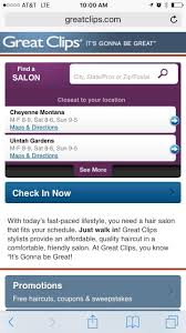 looking for great clips 6 99 coupon in colorado springs colorado