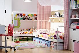 Room Divider Ideas For Bedroom - shared bedroom tips for happy kids ikea