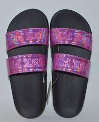 pink slides s secret pink metallic slides flip flop